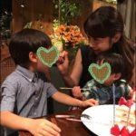 小倉優子の再婚相手は歯科医師?決めては子どもを大事する人だから?